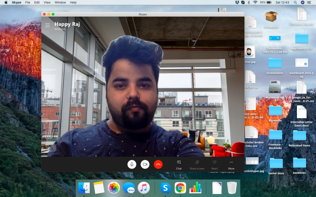 Background-change-skype-video-call